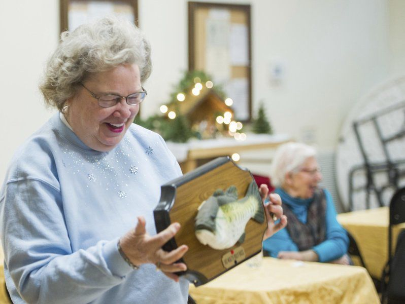 Senior center gets ready for new year