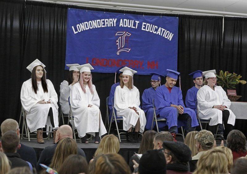 Graduates honored in Londonderry