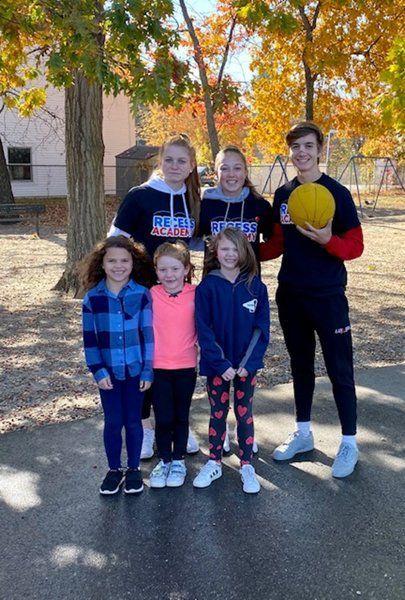 Recess Academy teaches respect, ways to play