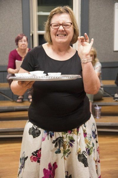 Show chorus to offer 'My Big, Fat Monster Wedding'
