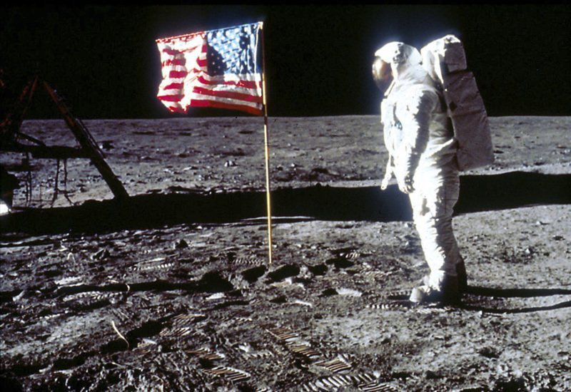50 years later, locals reminisce about landmark lunar landing