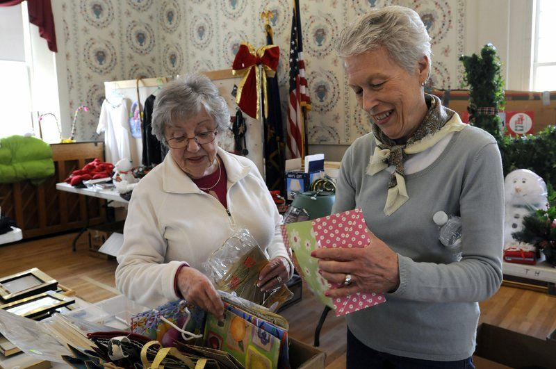 Woman's Service Club still going strong