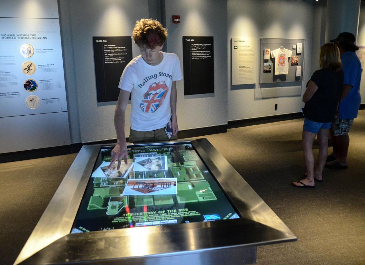 History of Oklahoma City bombing still fresh in classrooms