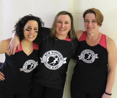 Local women love the physicality, team aspect of roller derby