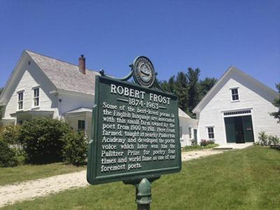 Poetry readings continue at Robert Frost Farm