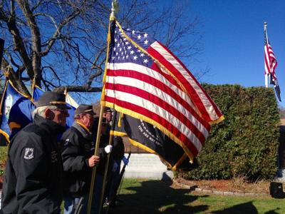 Communities to honor veterans