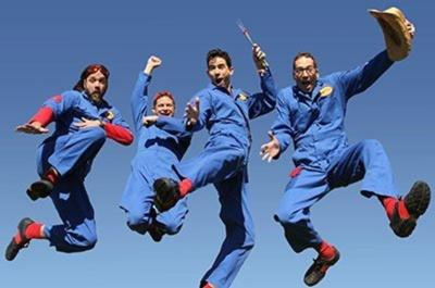 Tupelo welcomes Imagination Movers
