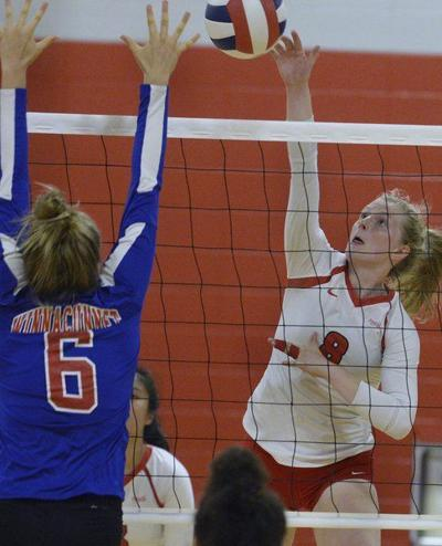 All-State Volleyball: Astros' Graves named All-D1