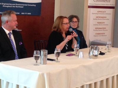 Southern NH water issues take center stage at forum
