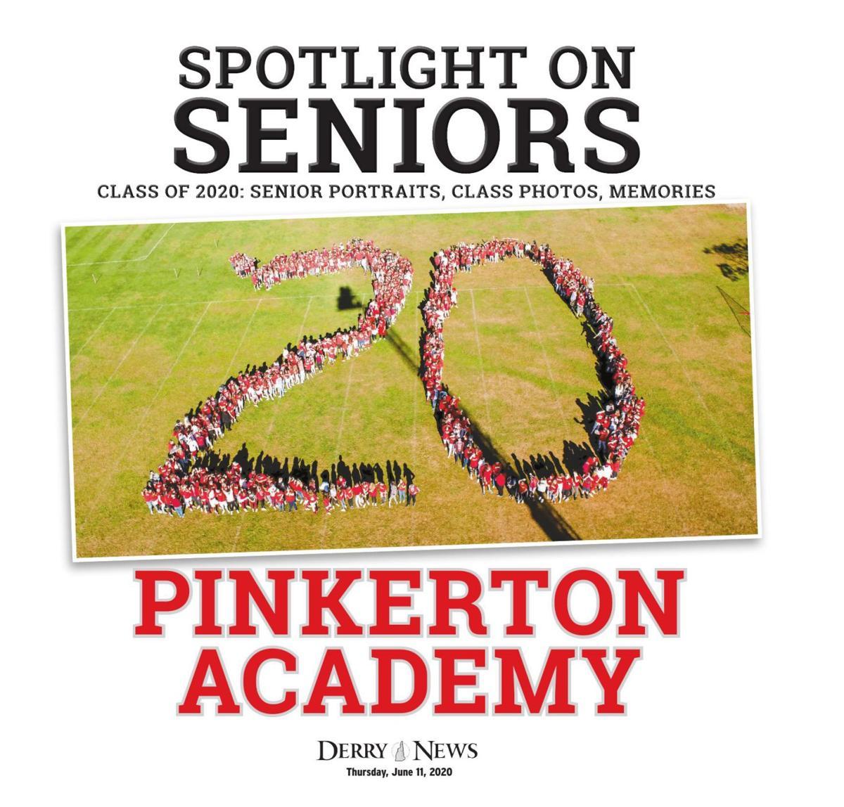 Pinkerton Academy Spotlight on Seniors 20202