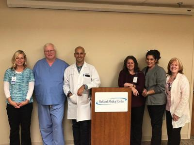 Parkland named top choice for prostate surgery