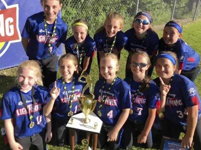 Londonderry Lightning softball team continues to dominate