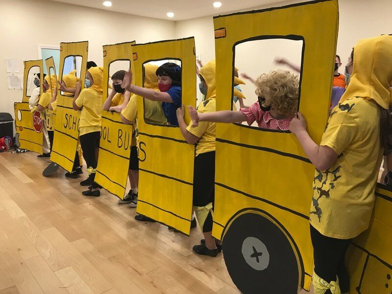 Kids Coop presents 'You're a Good Man, Charlie Brown'