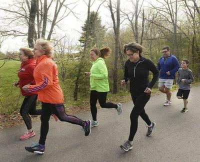 Couch to 5K kicks off May 4