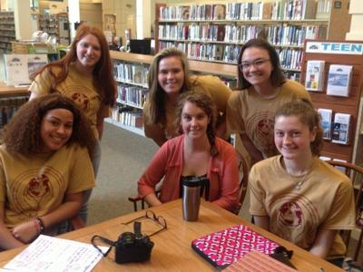Students support agencies with 'Day of Giving Back'
