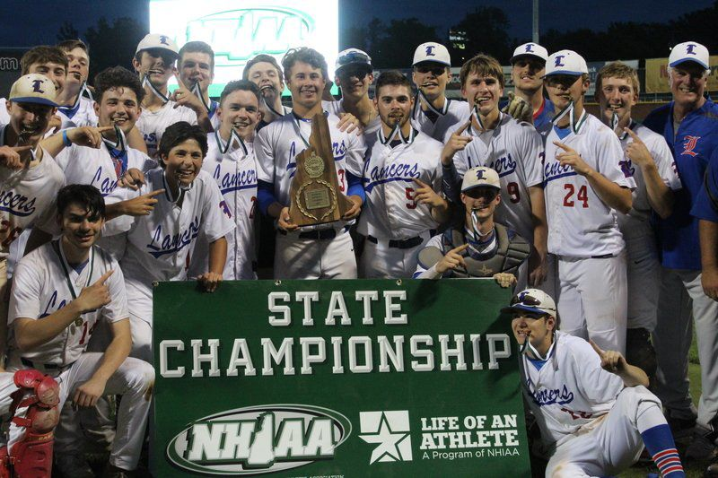 Lancers rule: Behind Lincoln's brilliant performance, Londonderry baseball wins state title