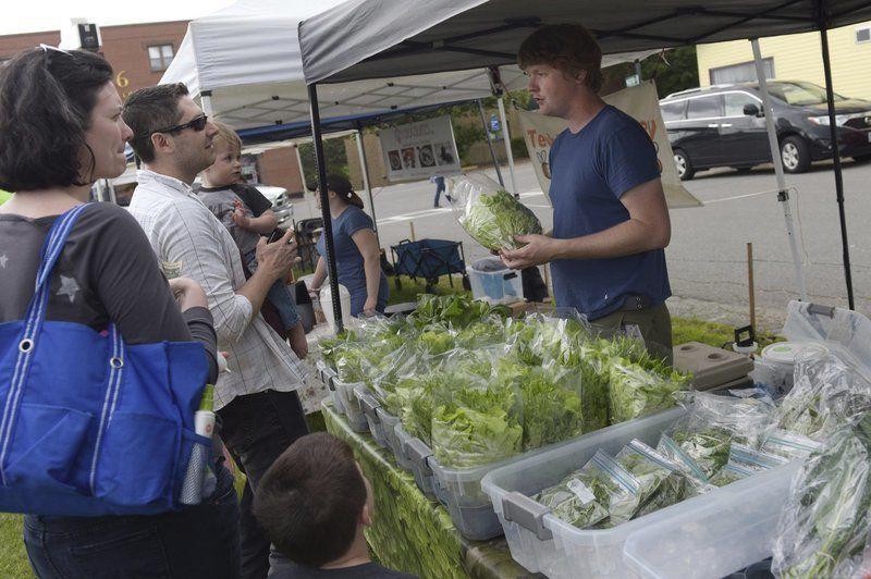 Derry downtown market opens June 5