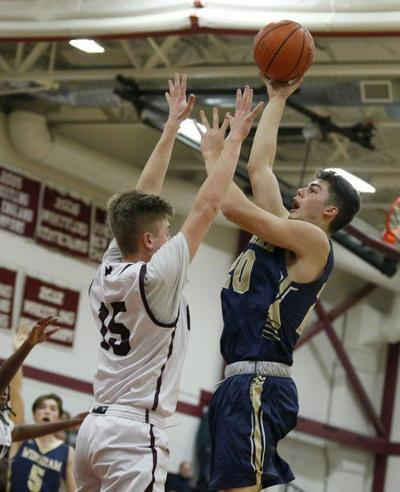 High School Roundup: Schramm's big quarter helps lift Windham