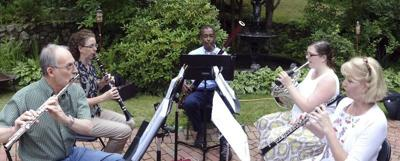 Smash Music welcomes woodwind quintet