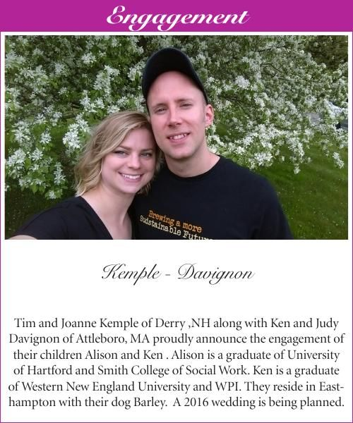 Kemple-Davignon Engagement