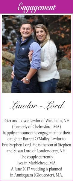 Lawlor-Lord Engagement