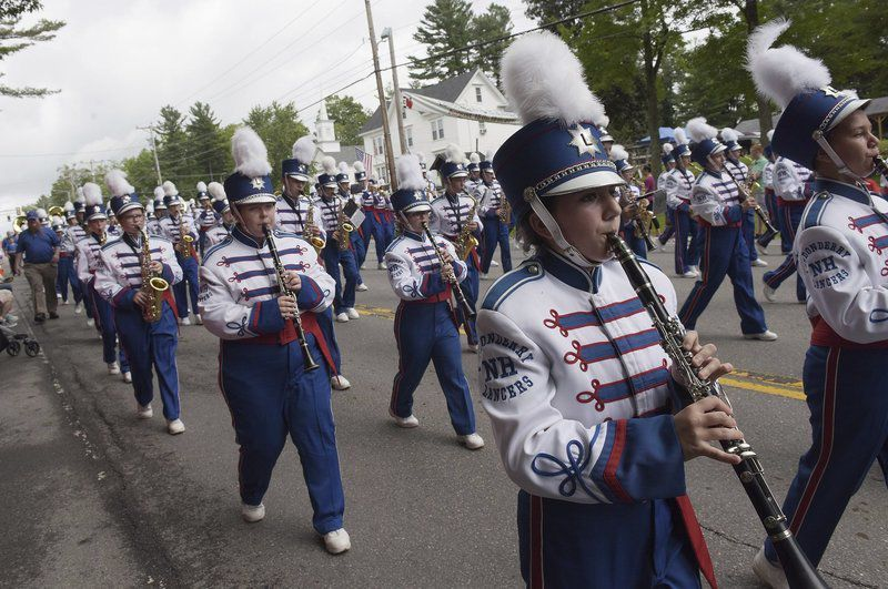 Londonderry honors history, community with Old Home Day