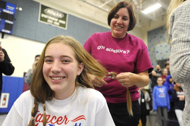 Hair's to helping others