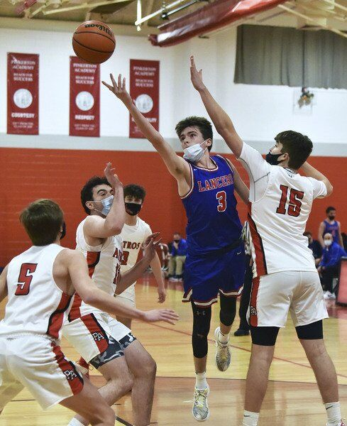 Pinkerton edges out Londonderry, 48-45