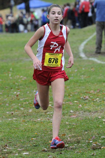 Division 1 Cross Country All-Stars