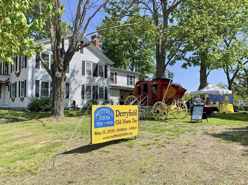 Derryfield honors its history