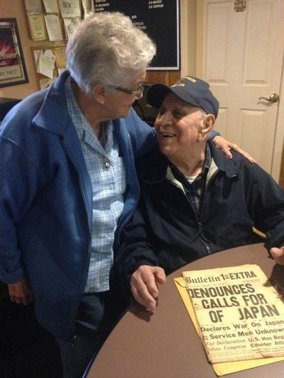 Pearl Harbor veteran to be honored in Derry