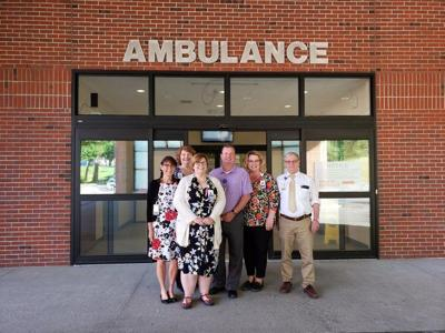 Parkland honored for stroke care