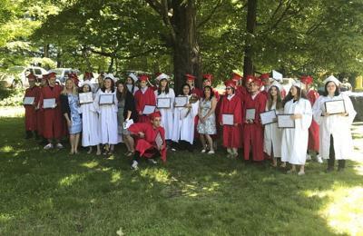 Upper Room honors HiSET grads