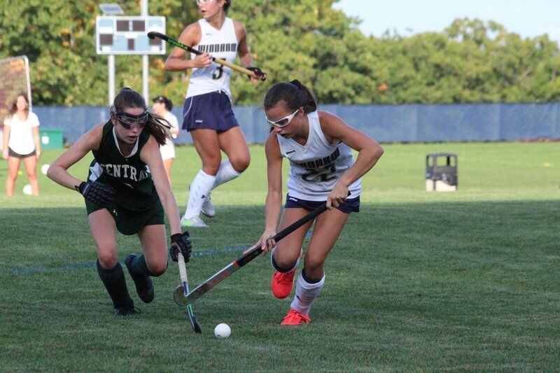 Dual talent: Windham freshman Sanchez making mark in both field hockey and cross country -- simultaneously