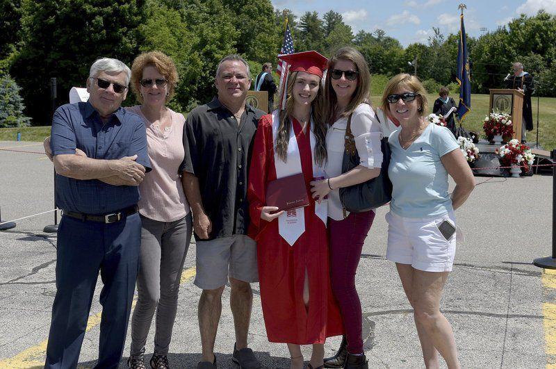 Pinkerton Academy honors its graduating seniors
