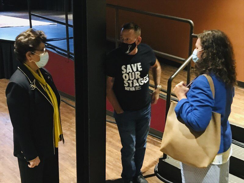 Tupelo highlights pandemic successes, challenges during SBA visit