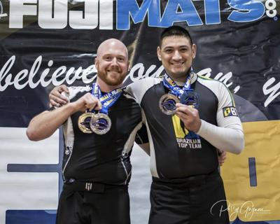 Locals from 'Team Woo' compete at Mass. Open