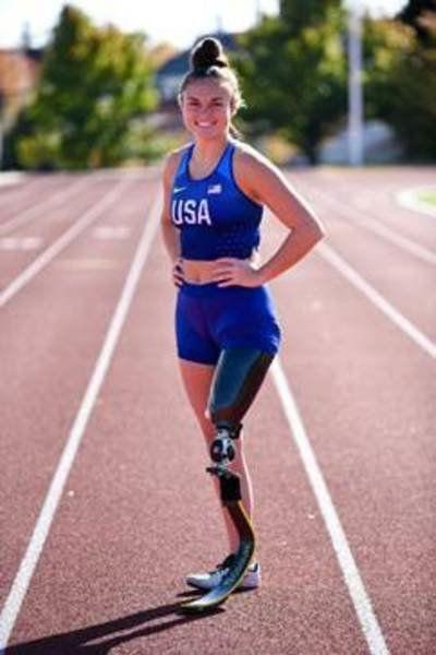 Londonderry's Lambert named to the US Paralympic Team