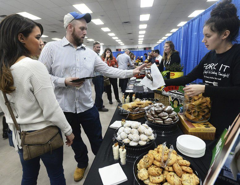 Rotary hosts annual food, drink fest