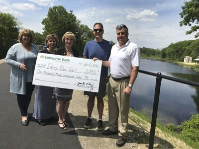 Derry trail system gets boost