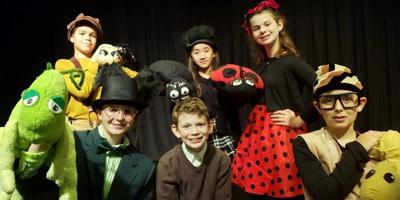 Youth actors bring 'James and the Giant Peach' to Derry stage