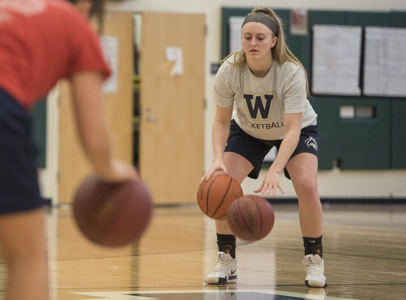 Super Sam: Stalwart senior leading Windham to success in first year in Division 1