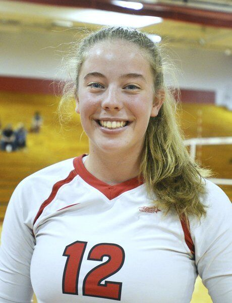 Talented Pinkerton junior Koelb following family's volleyball path