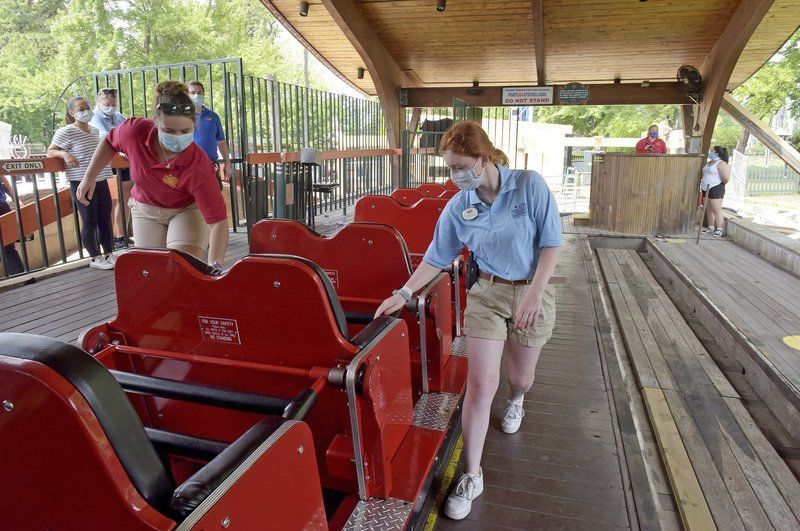 Canobie Lake readies for opening day