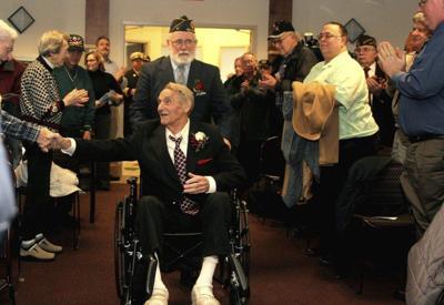 Senate bill honors Army Rangers of World War II, including Derry'sBorowski