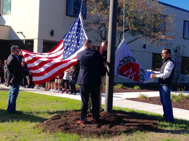 Windham Academy celebrated in ceremony