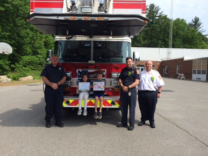 Londonderry students honored for poster talents