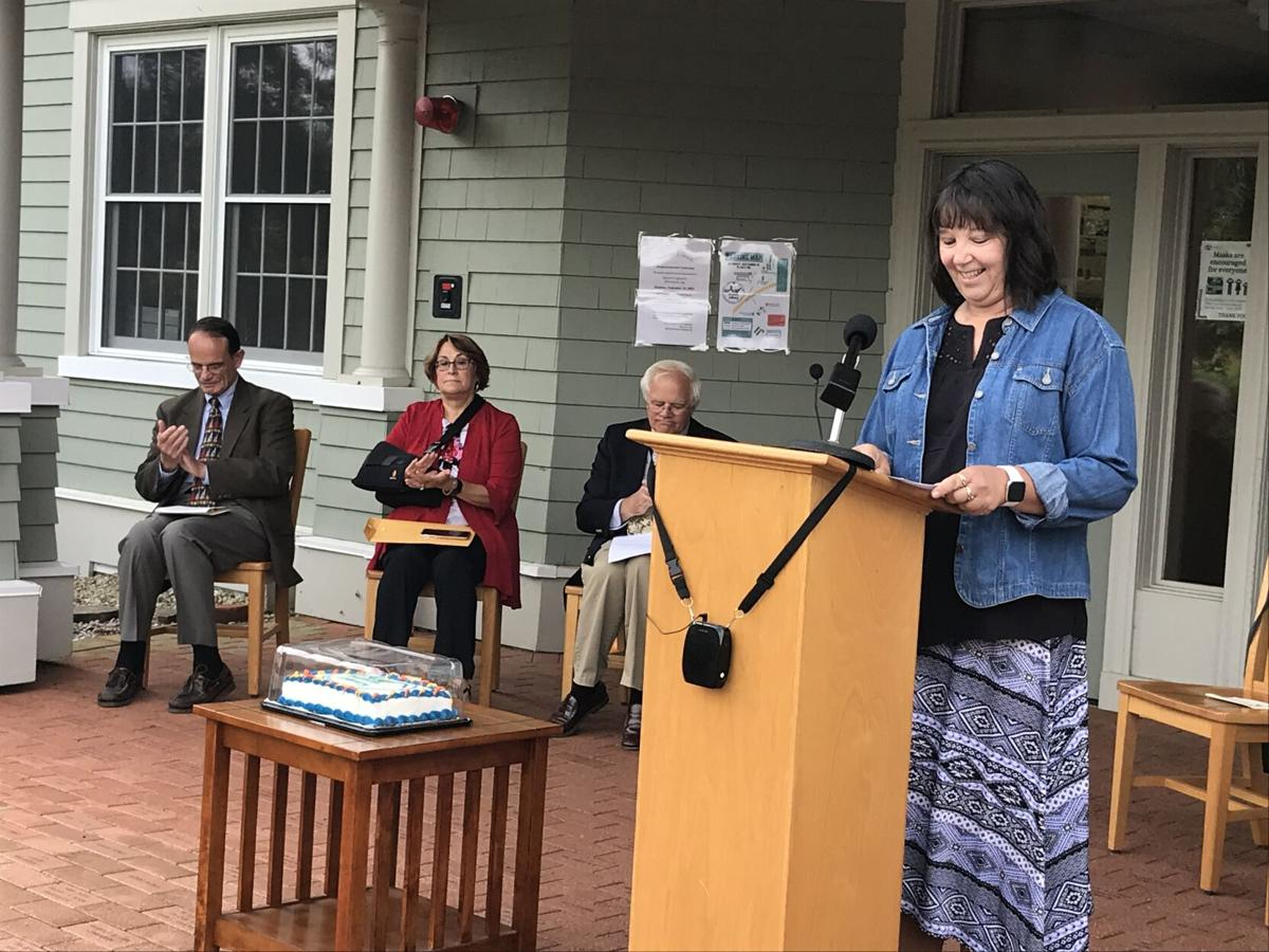 Windham library honors 150th birthday