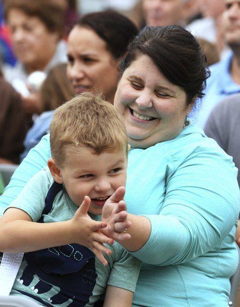 Windham celebrates its schools