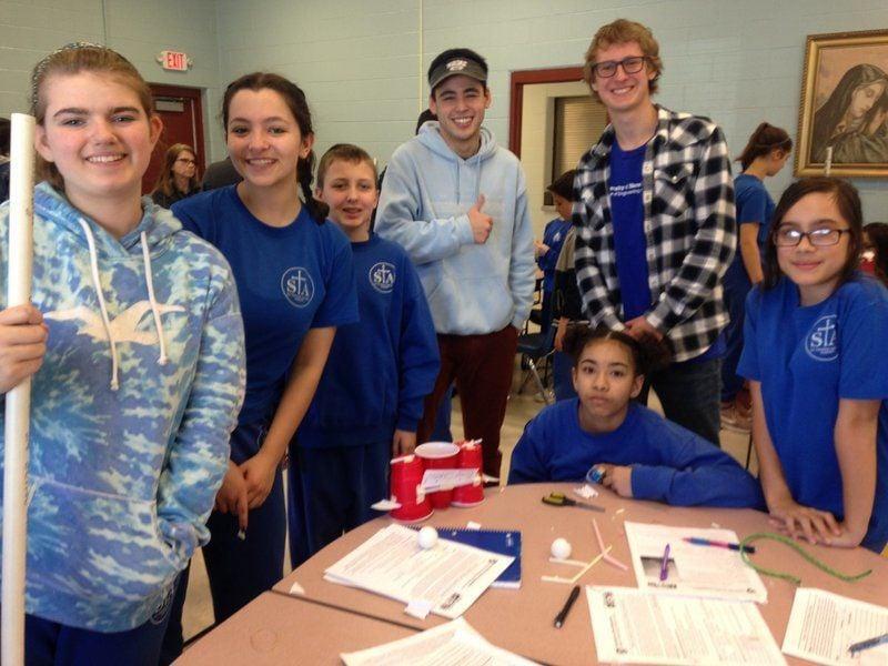 St. Thomas students take on technology